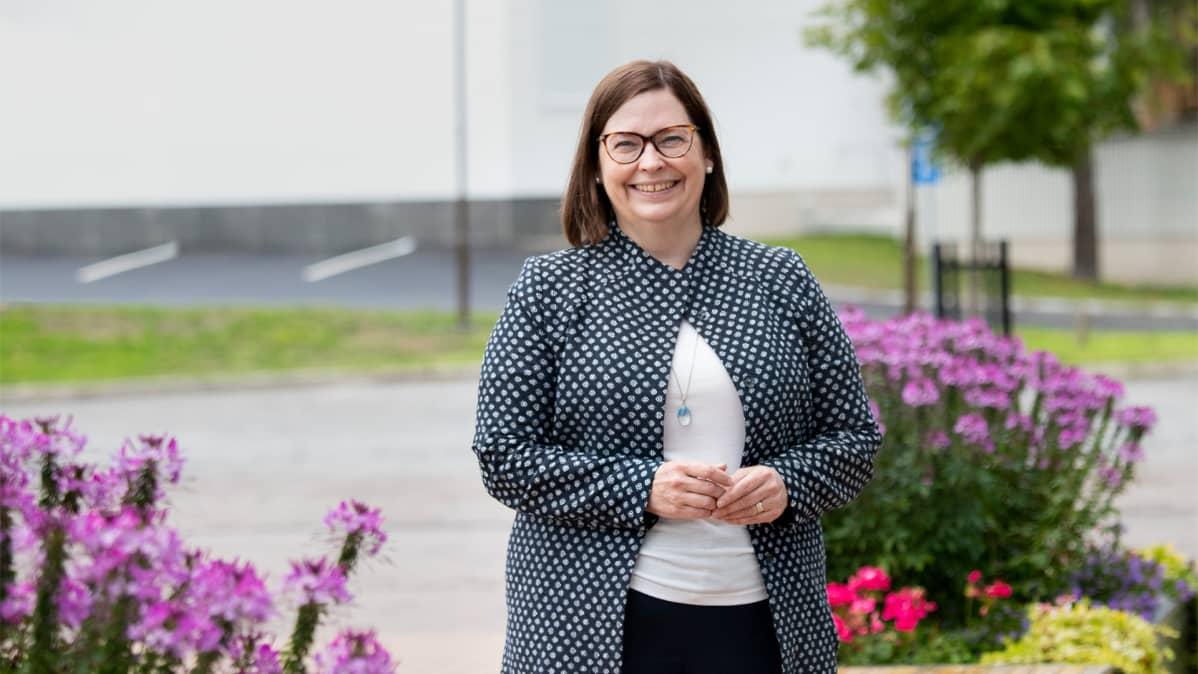 Professori Marja-Liisa Lerkkanen.