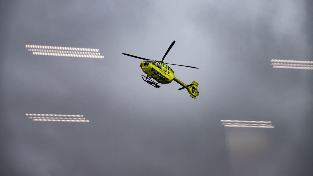finnhems pelastushelikopteri