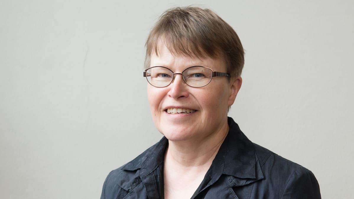 Kelan etuusjohtaja Anne Neimala.