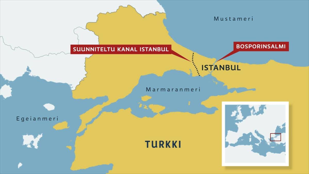 Turkin Presidentti Erdogan Ja Oppositio Riitelevat Hullusta