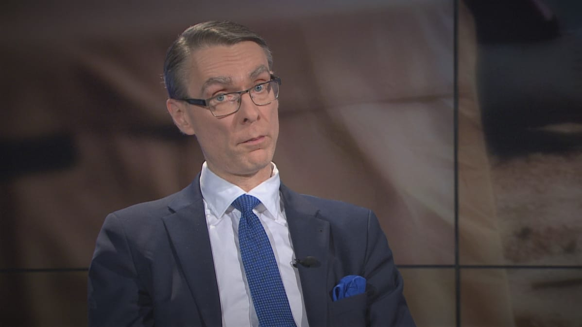 Oikeuskansleri Tuomas Pöysti A-studion haastattelussa 14.1.2020