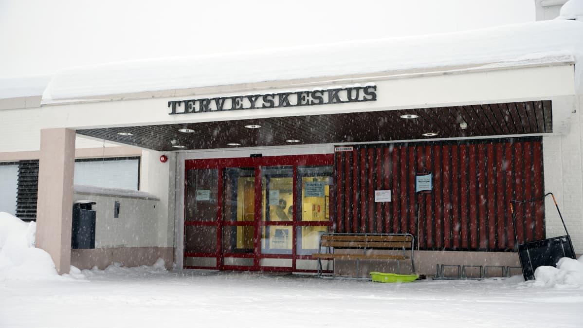 Ivalon terveyskeskus