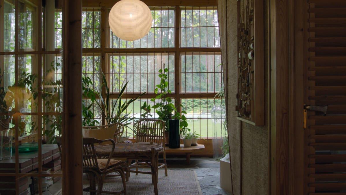 Villa Mairea sisäkuva