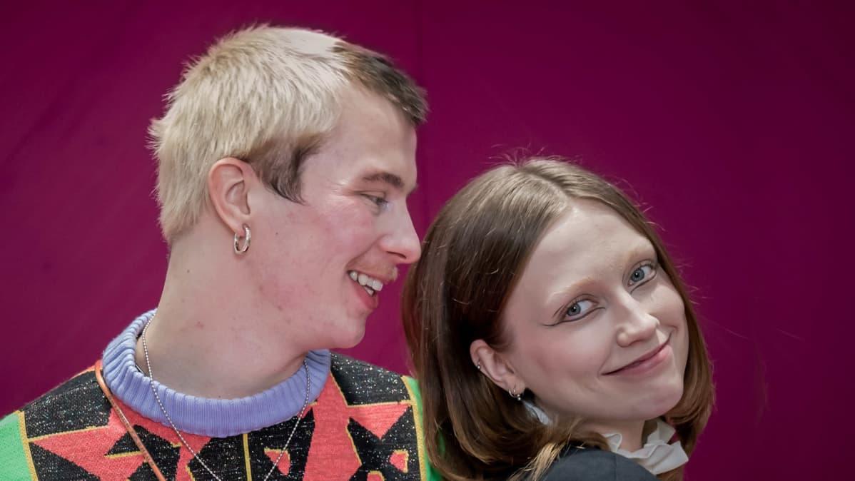 Janette Laakso ja Autuas Ukkonen