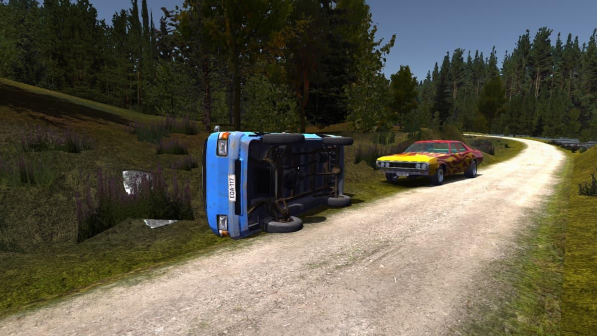 My Summer Car, peli, videopeli, Amistech Games