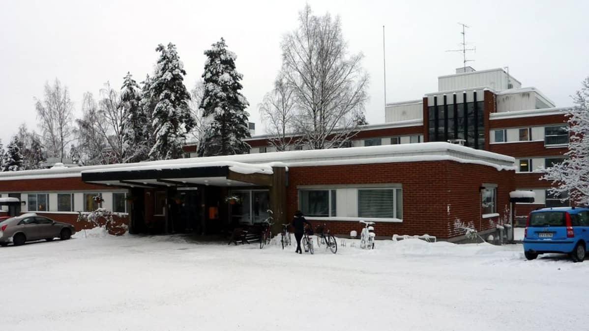 Taipalsaaren sairaala