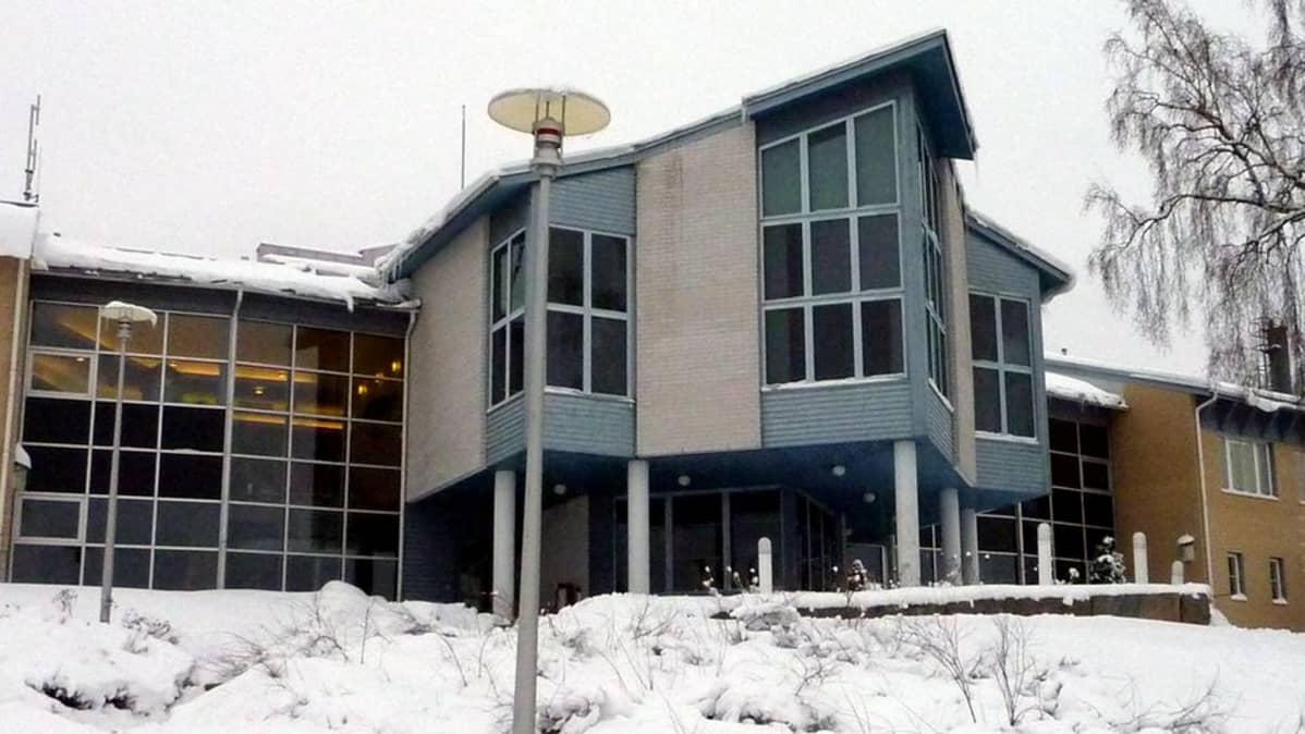 Taipalsaaren kunnantalo