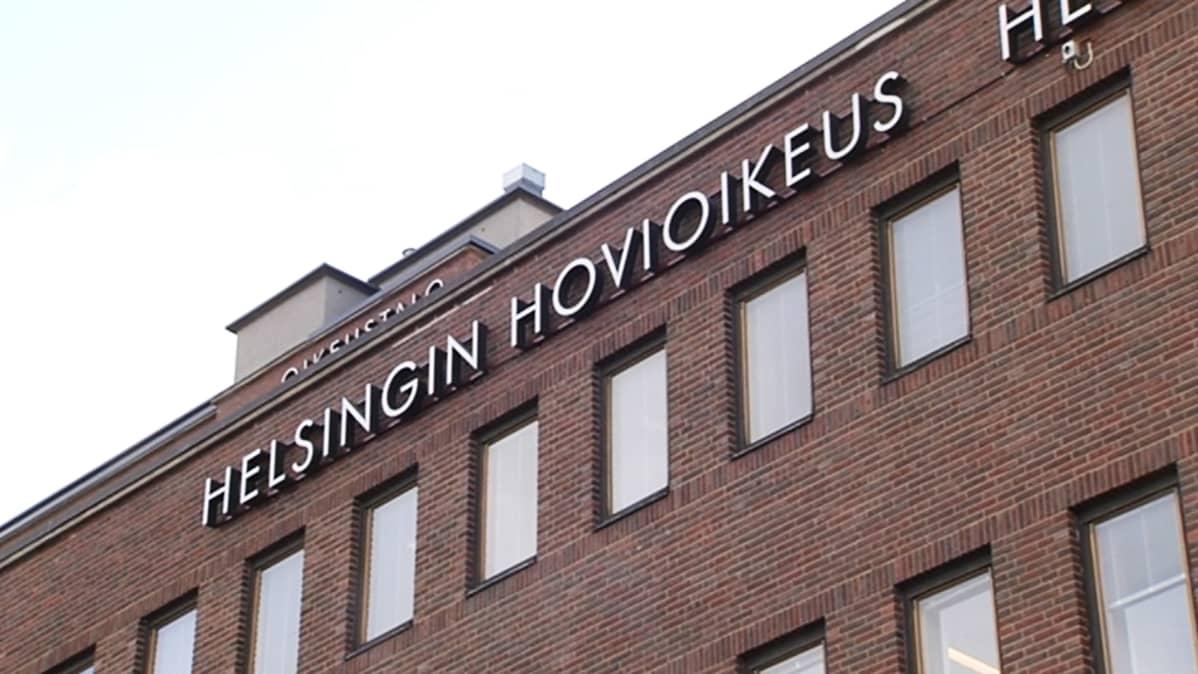 Helsingin hovioikeus.