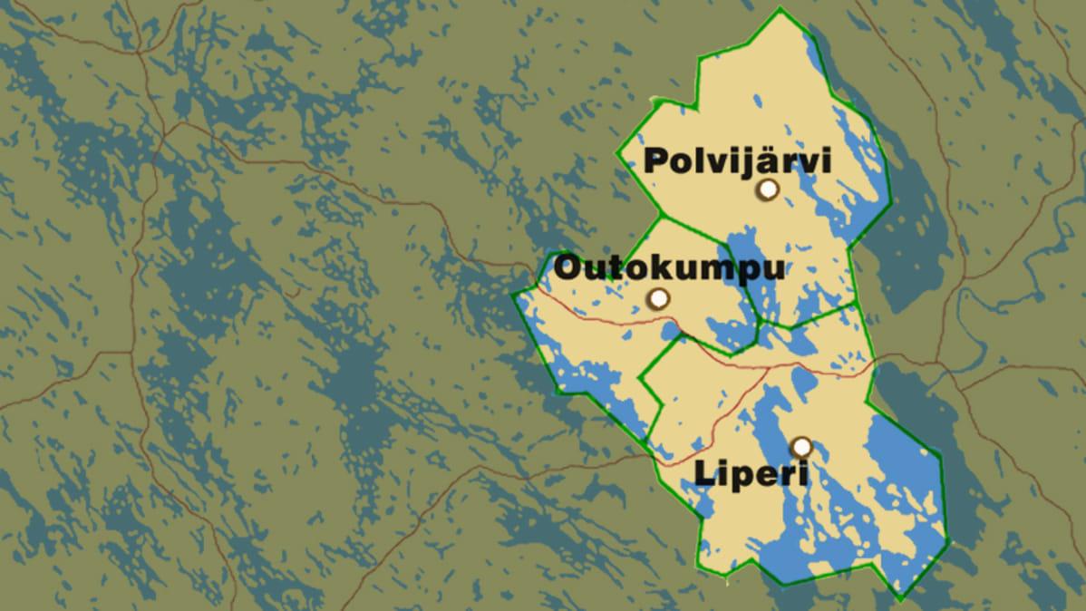 Polvijarven Liittymista Okuliin Valmistellaan Yle Uutiset Yle Fi