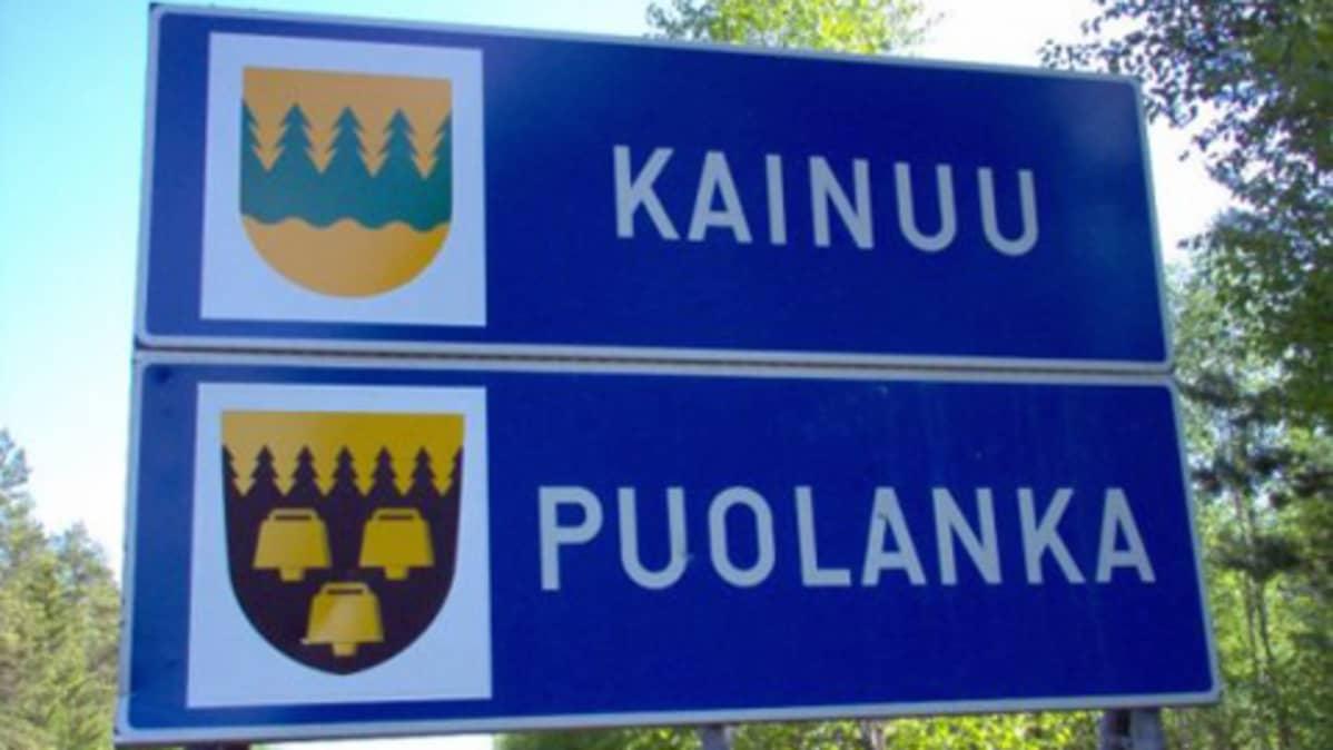 Puolanka miettii vielä liittymistään Kainuun kuntien uusiin kuntayhtymiin.