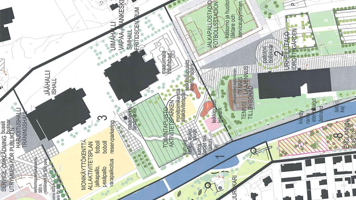 Uusi Matkailutaky Suunnitteilla Kokkolasta Kylpylakaupunki