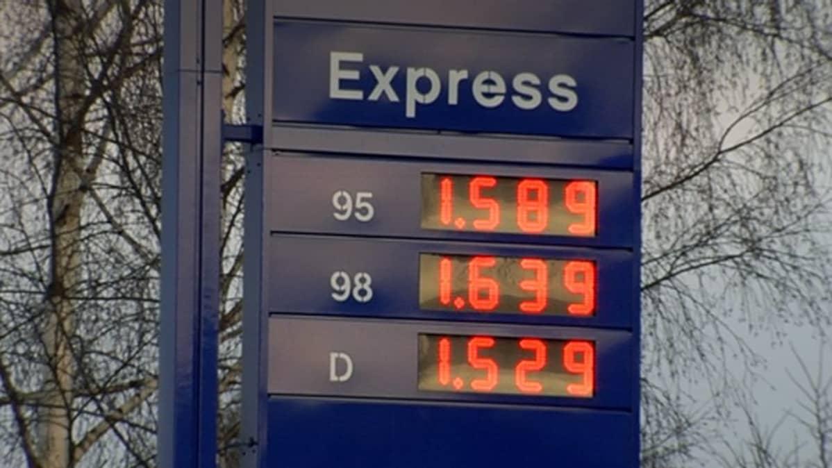 Tuurissa tutkitusti Suomen halvin polttoaine