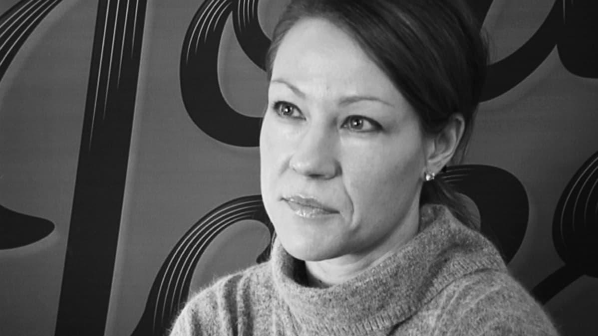 Katja Leppäkoski.