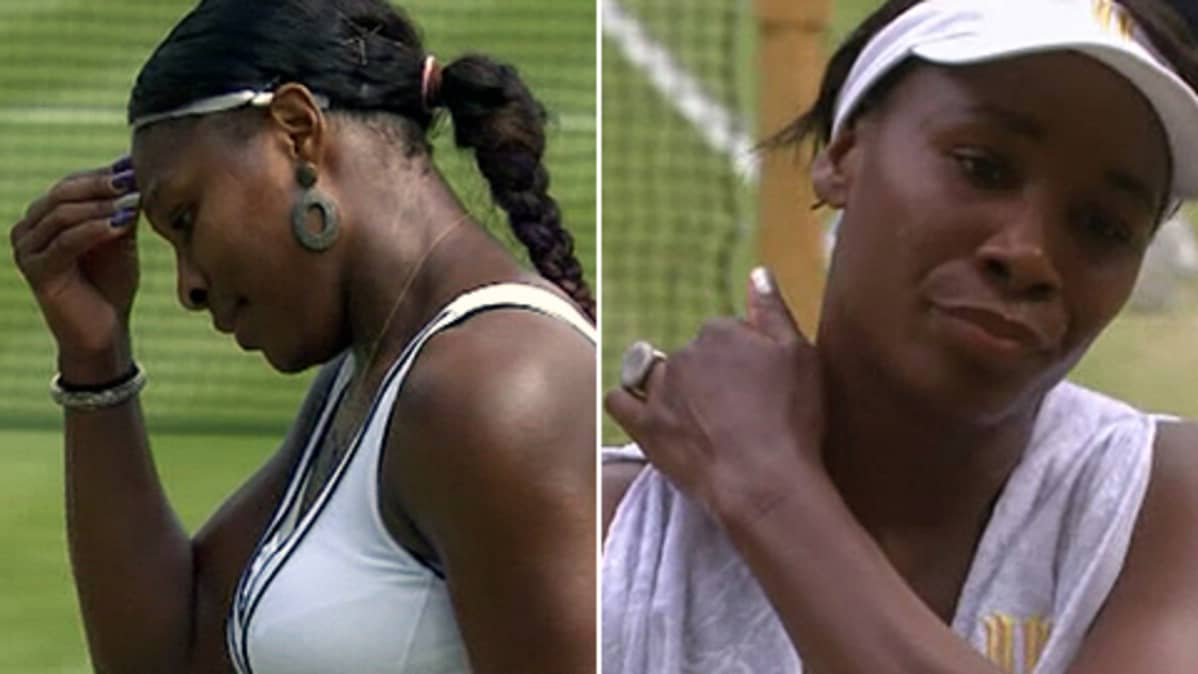 Serena ja Venus Williams