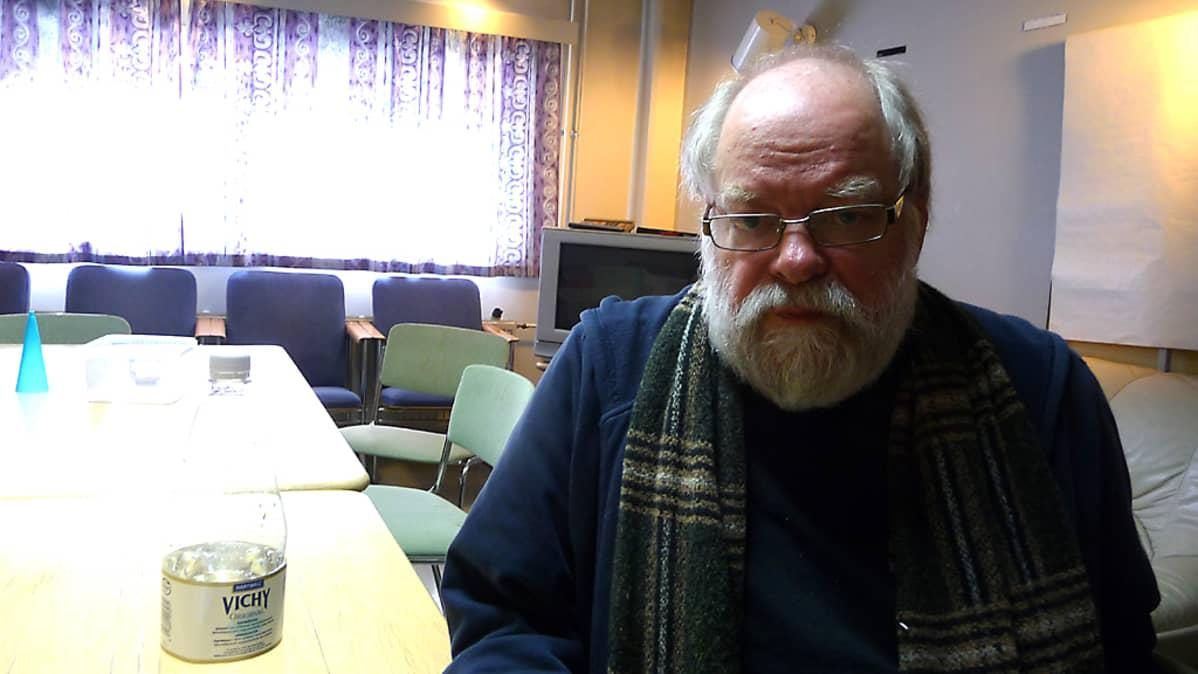 Säveltäjä Kaj Chydenius