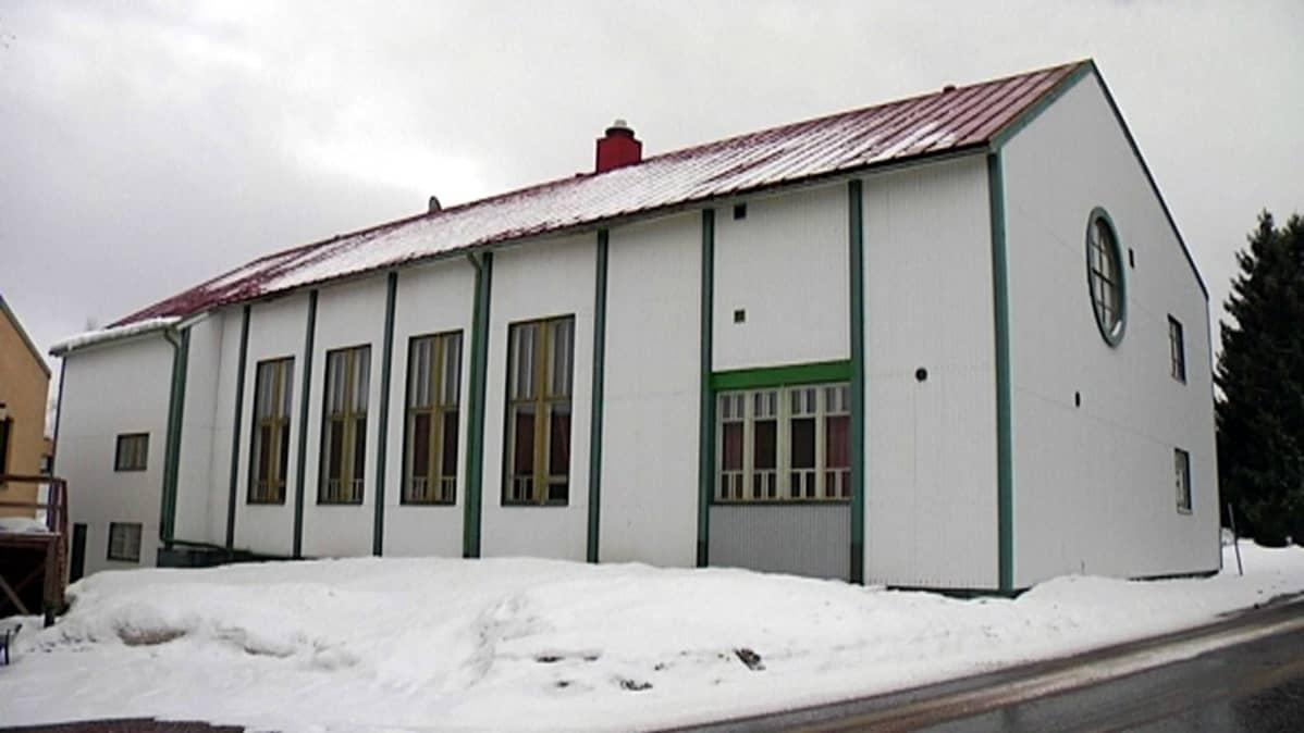Tainionkosken työväentalo