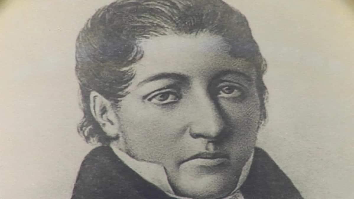 Lars Levi Laestadius (1800 - 1861)