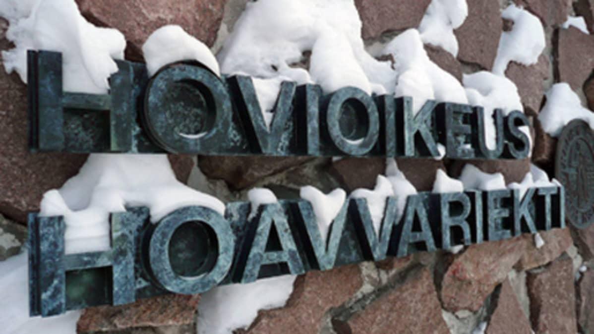Rovaniemen Hovioikeus