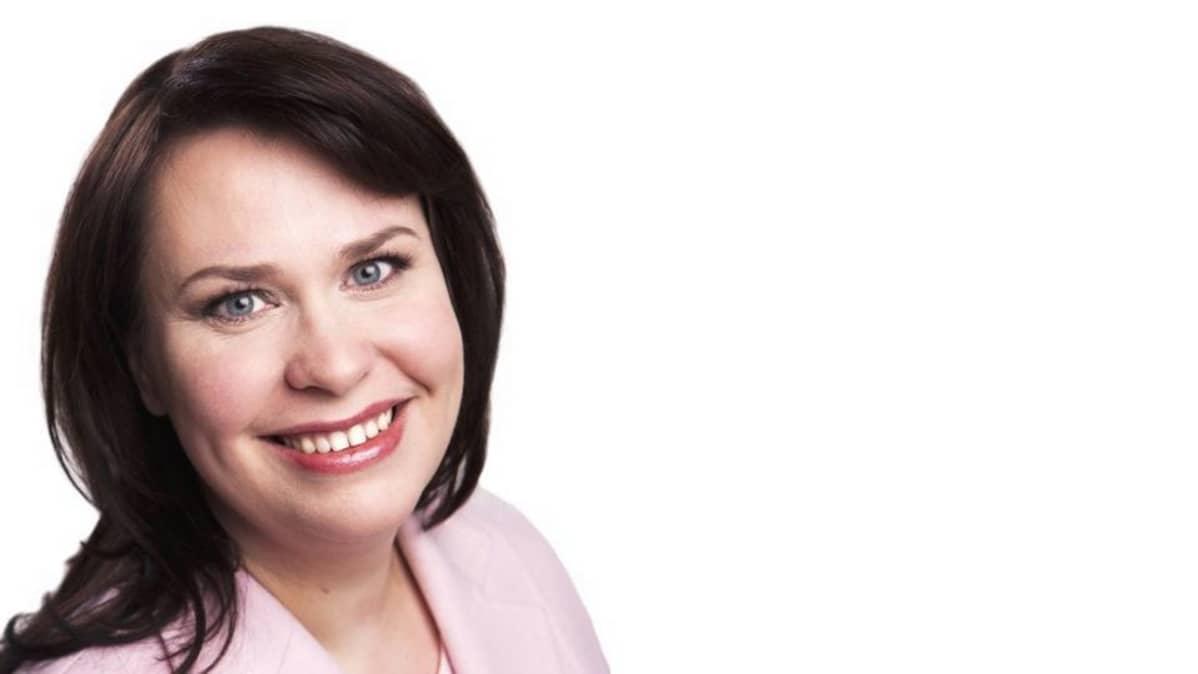 Lapin kansanedustaja Johanna Ojala-Niemelä, SDP
