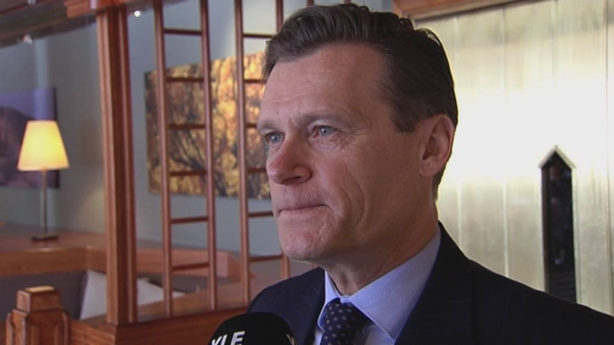 Premium Boardin varatoimitusjohtaja Krister Björkqvist.