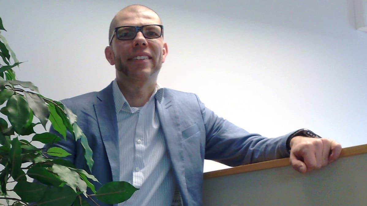 Rikosoikeuden professori Jussi Tapani Turun yliopistosta.