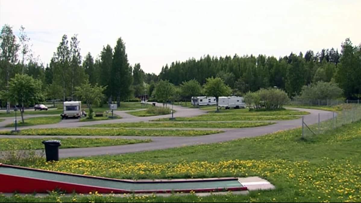 Rauhalahden leirintäalue