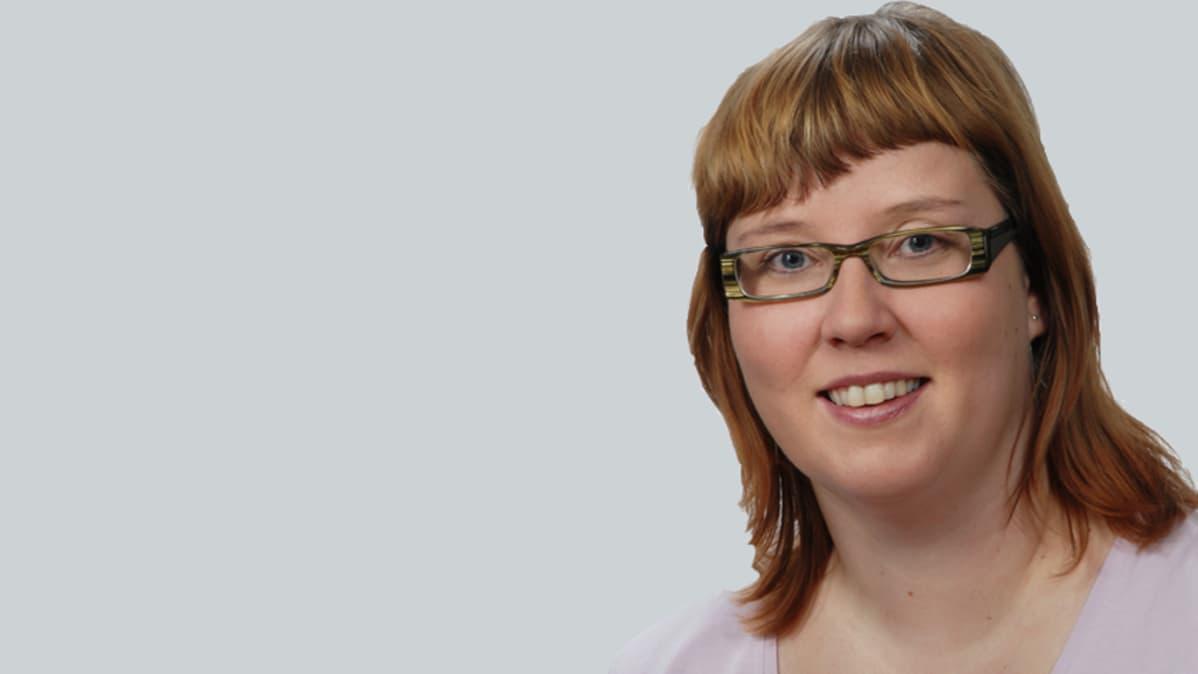Kansanedustaja Merja Kyllönen.