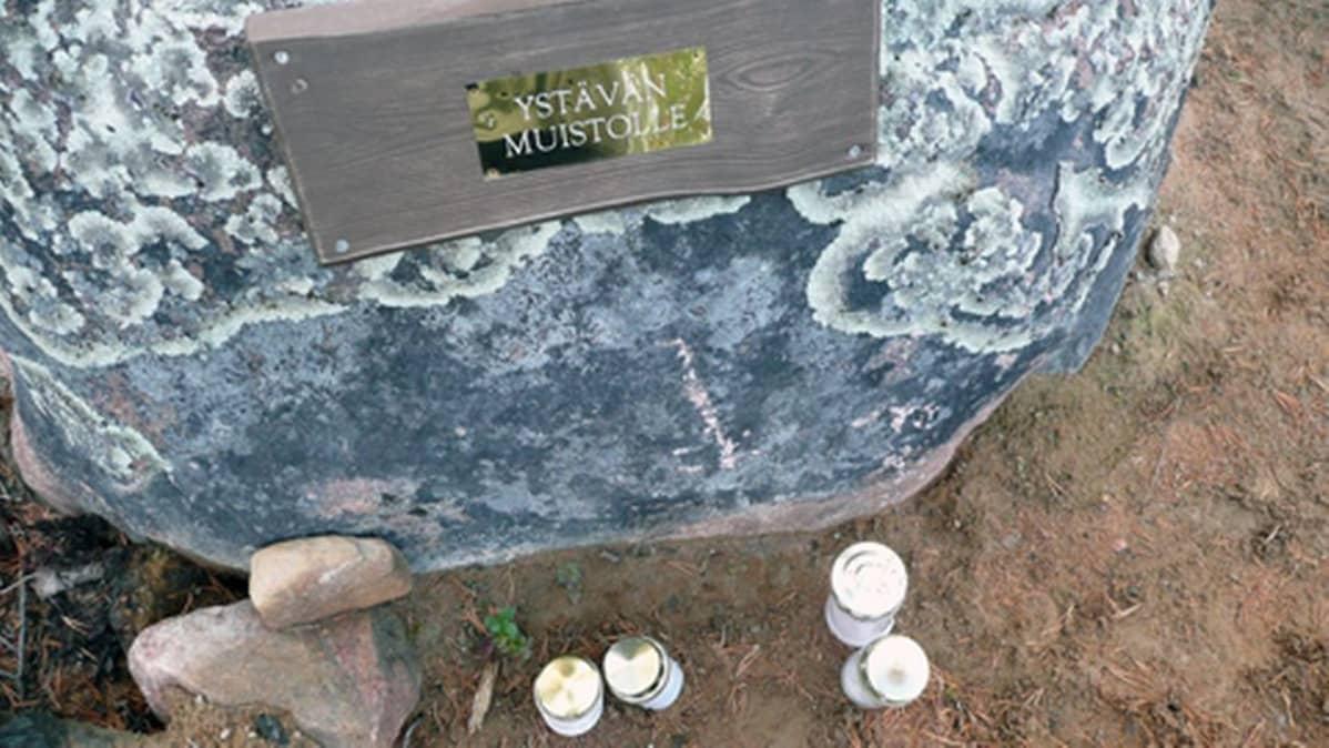 Pieneläineten hautausmaa uurnalehto