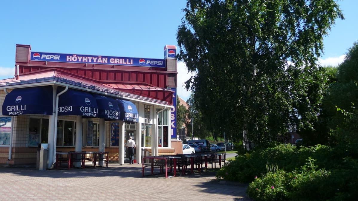 Höyhtyän grilli Oulu
