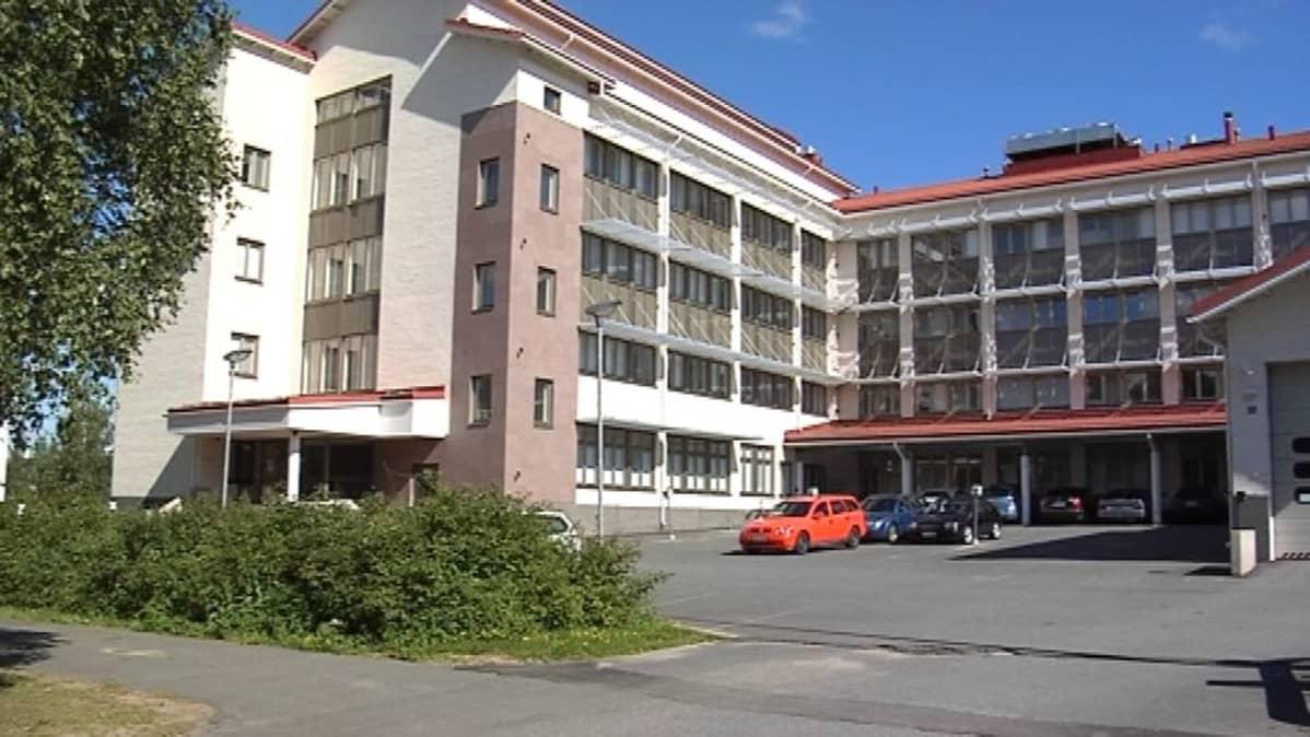 Crelint Oy:n Rovaniemen toimipaikka