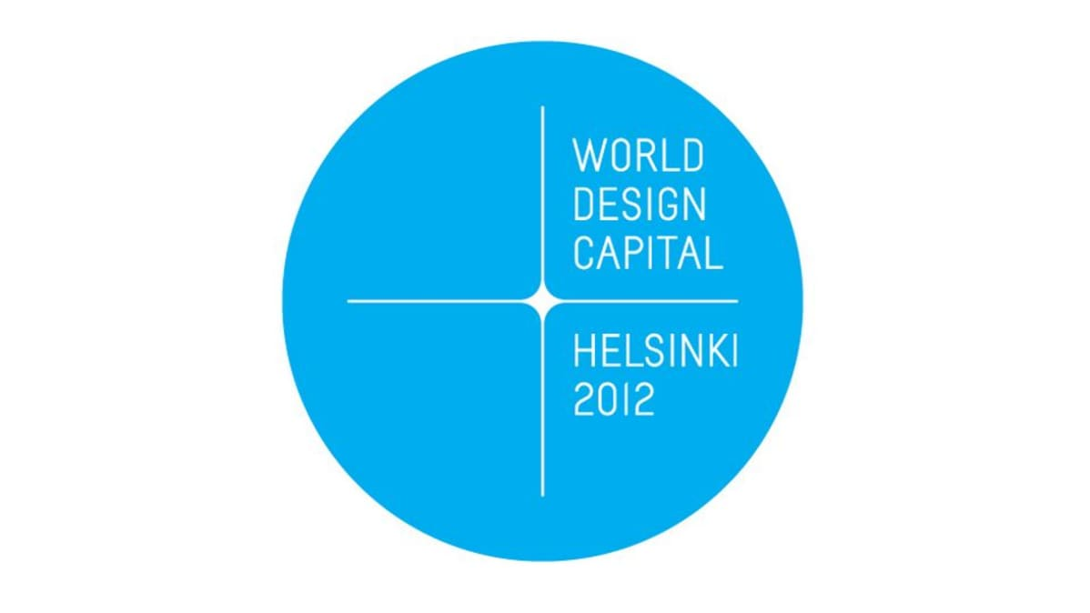 Helsinki World Design Capital -logo