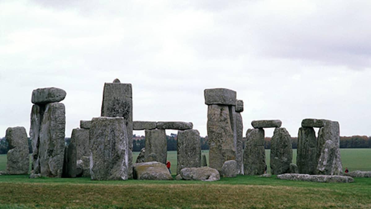 Stonehengen esihistoriallinen kivimonumentti