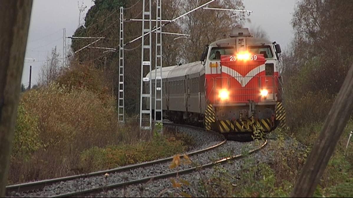 Juna rautatie