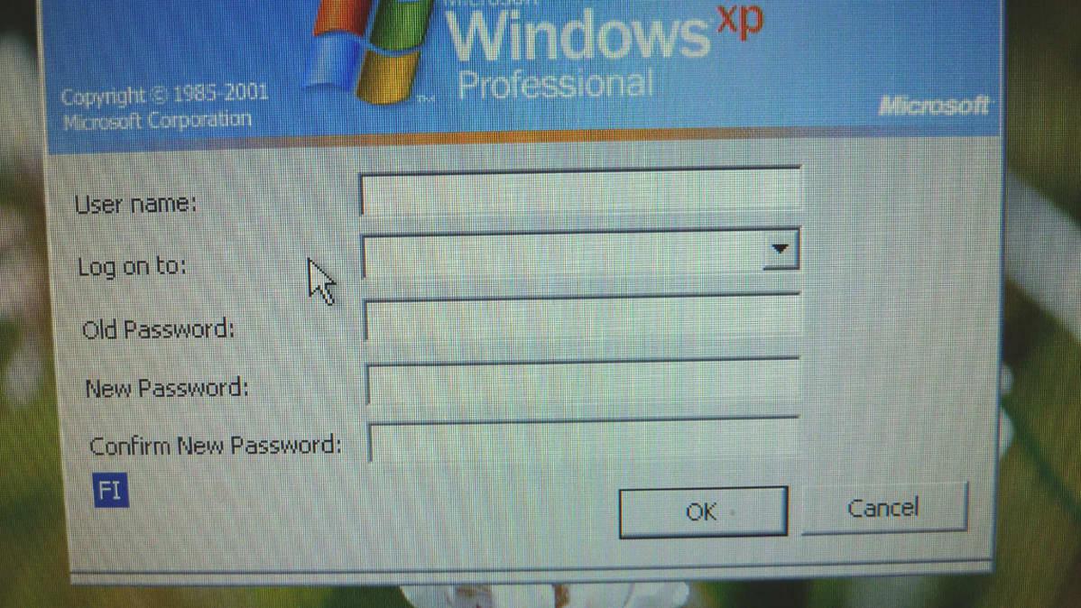 Tietokoneen näyttö