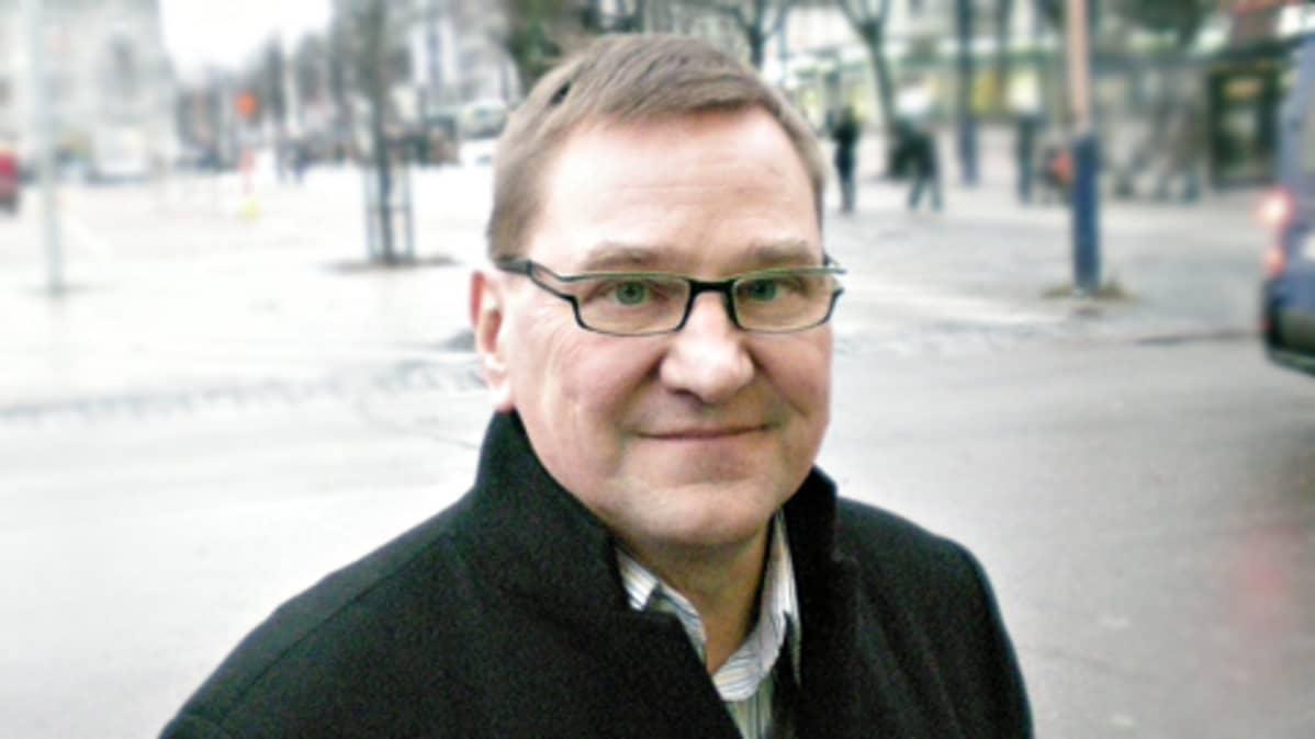 Vierumäen toimitusjohtaja Heikki Hietanen