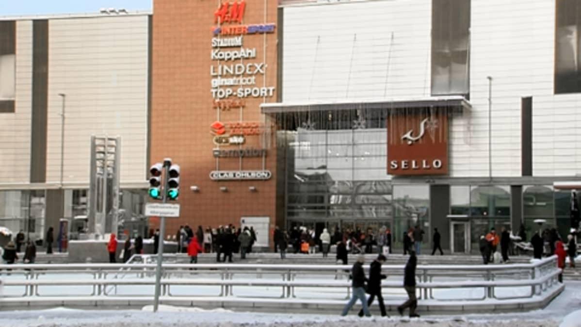 Kauppakeskus Sellon Finnkino-elokuvateatteri