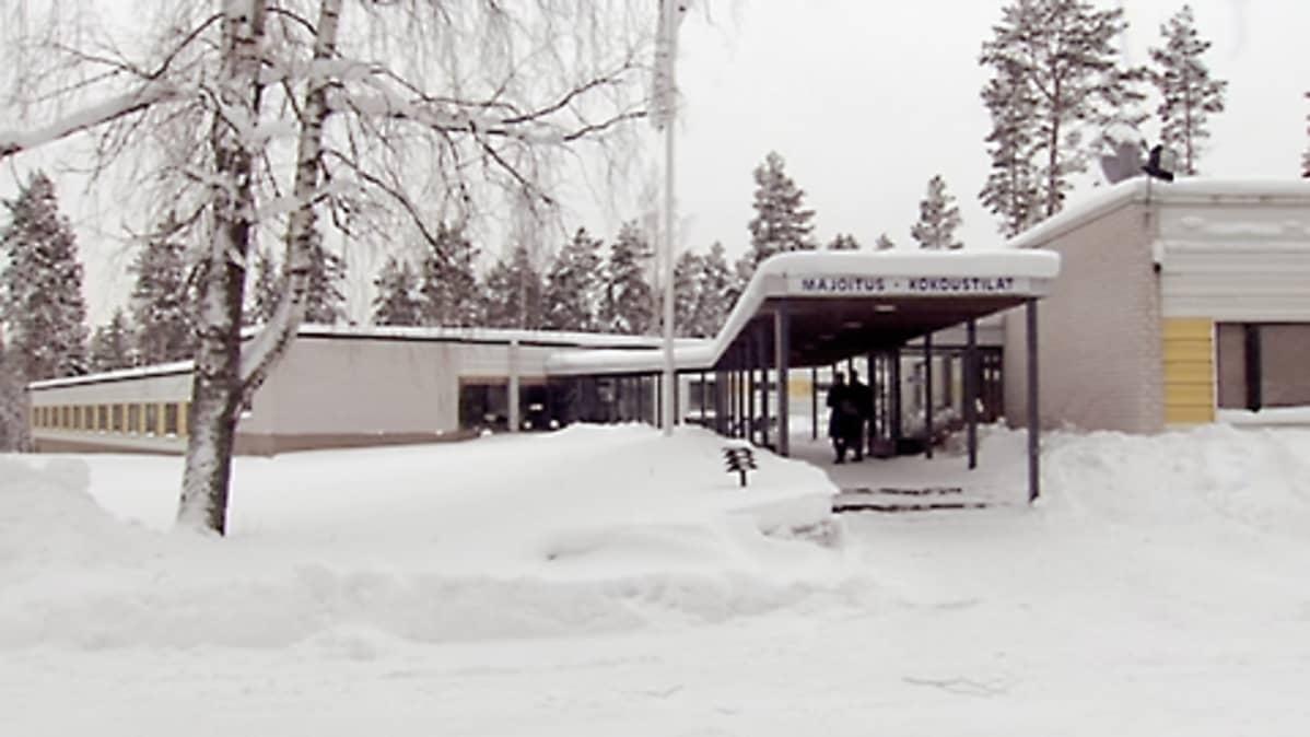 Lepolammen vastaaottokeskus
