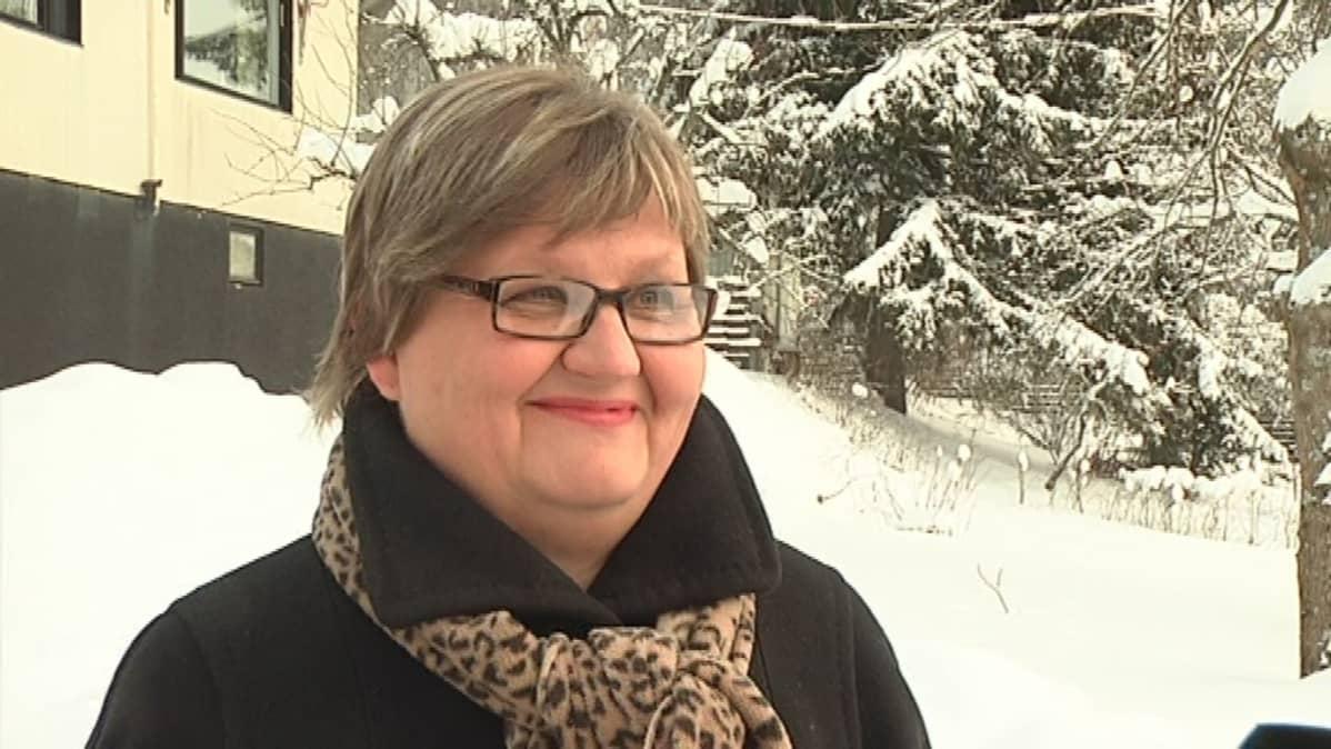 Tiedetoimittaja Tuula Vainikainen.