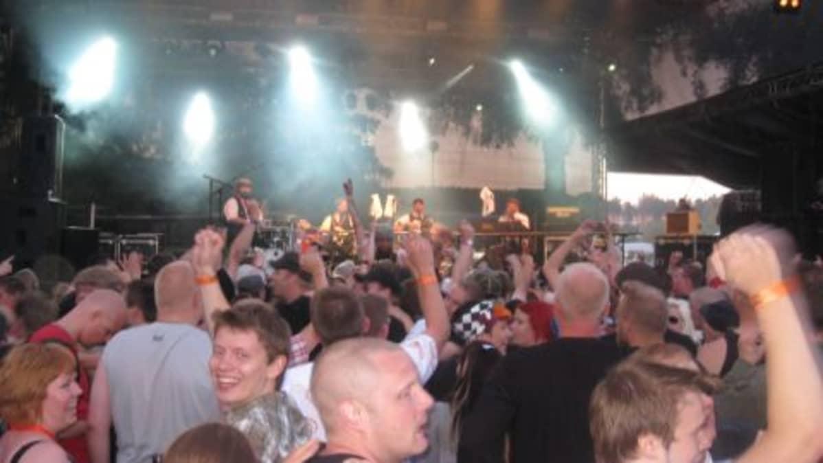 Wanajafestival 2009