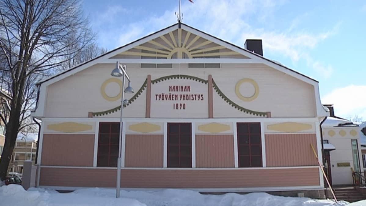 Haminan työväentalo