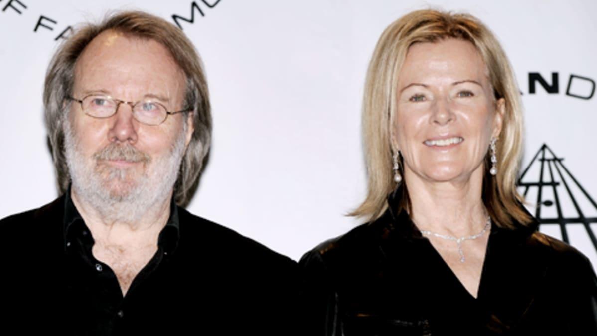 Benny Andersson ja Anni-Frid Lyngstad