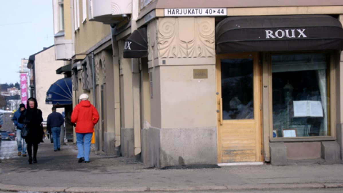 Edes herkuistaan tunnettu Roux ei vienyt lahtelaismainetta ravintolalistalle.