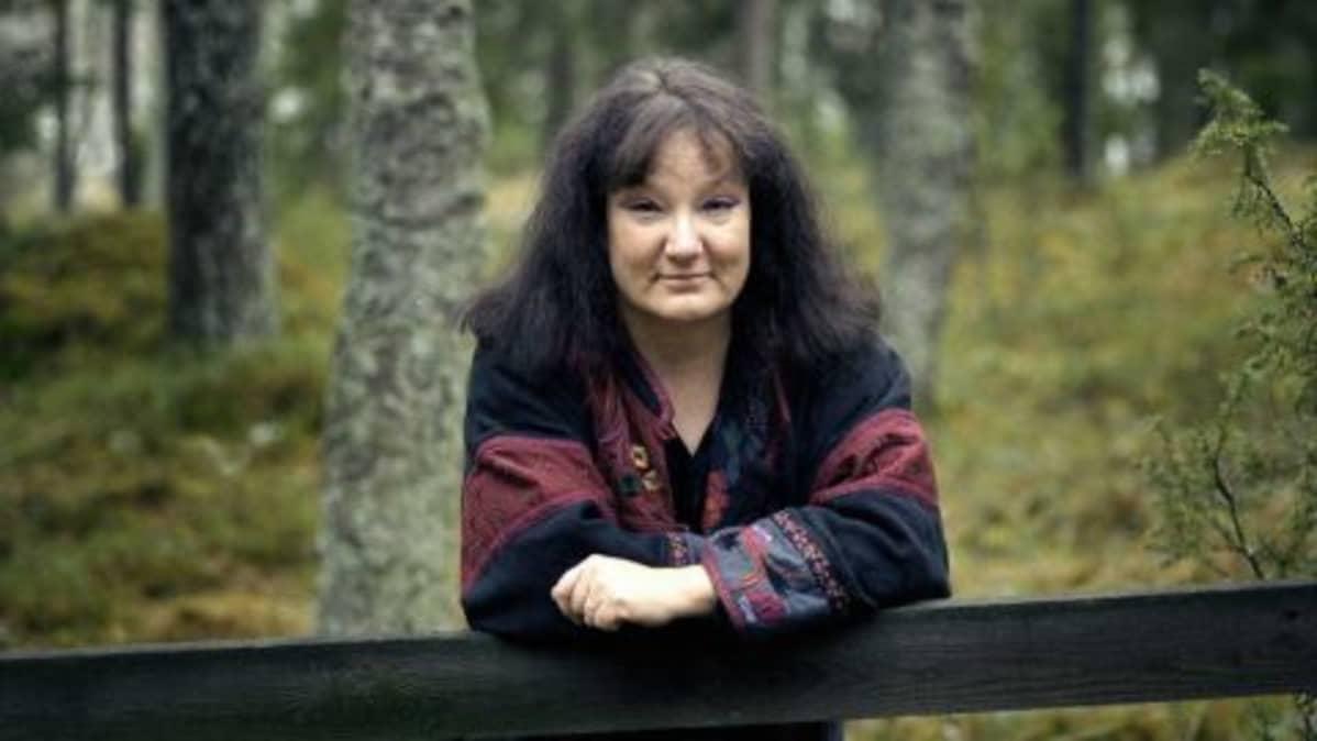 Monika Fagerholm on Vaasa LittFest tapahtuman taiteellinen johtaja 2010.