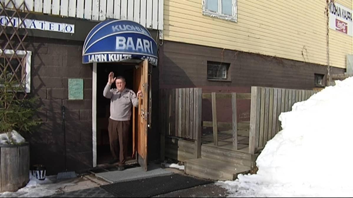 Legendaarinen Kuohun baari ja kauppa sulkivat ovensa.