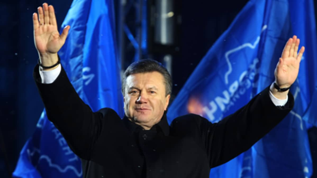 Viktor Janukovitsh