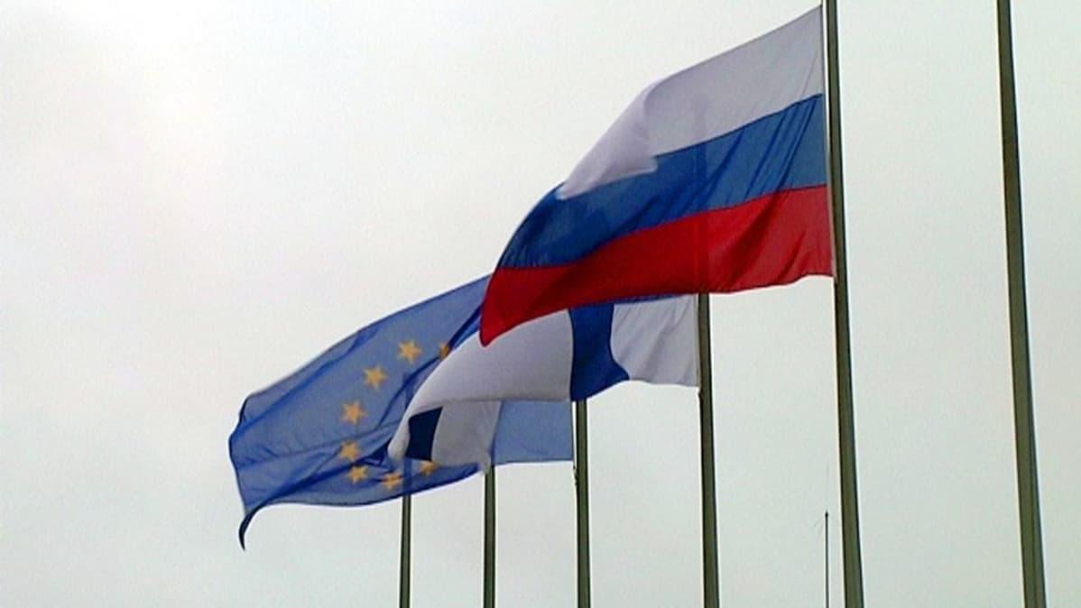 Eu-Russia innovation forum lippu venäjä suomi (25.5.2010)