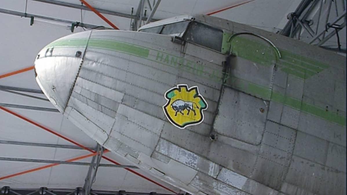 Douglas DC-2-kuljetuskone