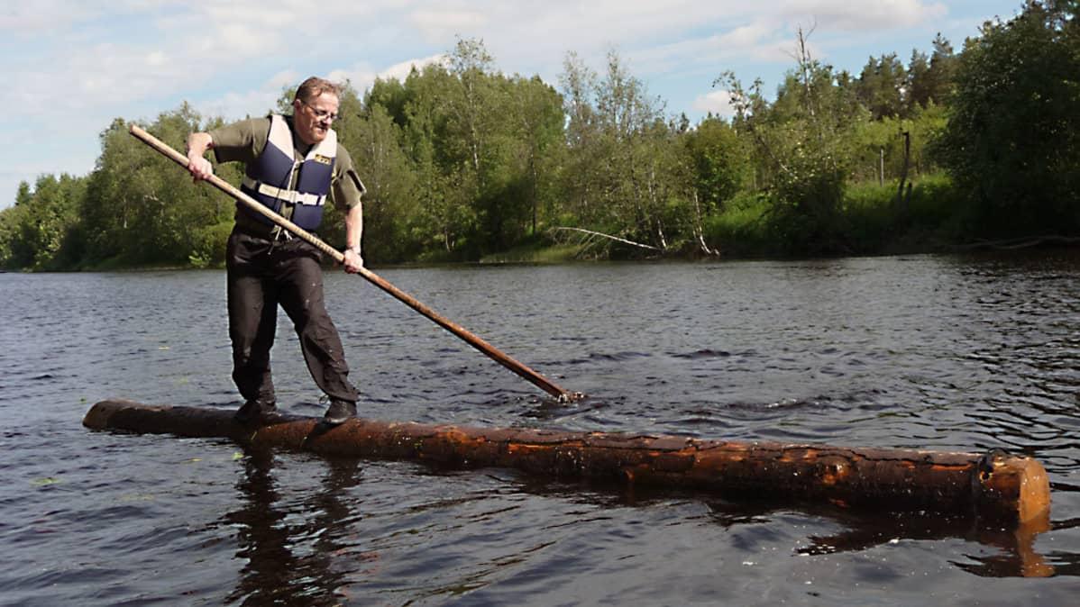 Wood River Kia >> Juha Julkunen Jalleen Tukkilaismestari Yle Uutiset Yle Fi