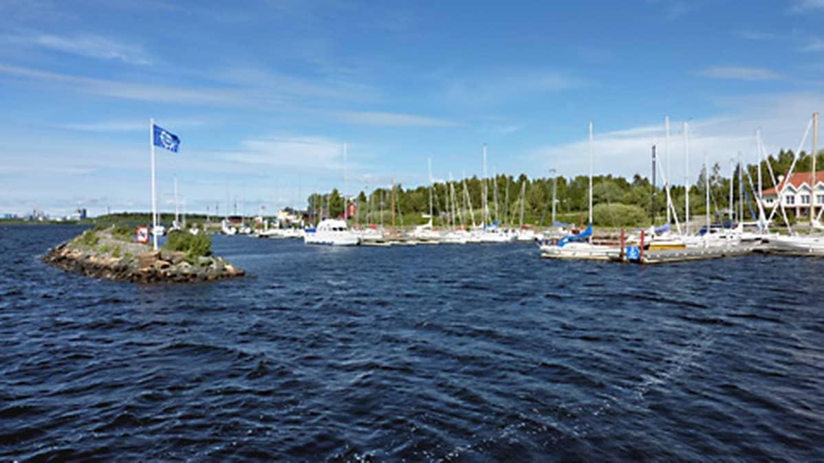 Veneily on merellisen Kemin luonnollinen elementti, mutta matkailutuotteeksi sitä ei toistaiseksi ole saatu kehitettyä.
