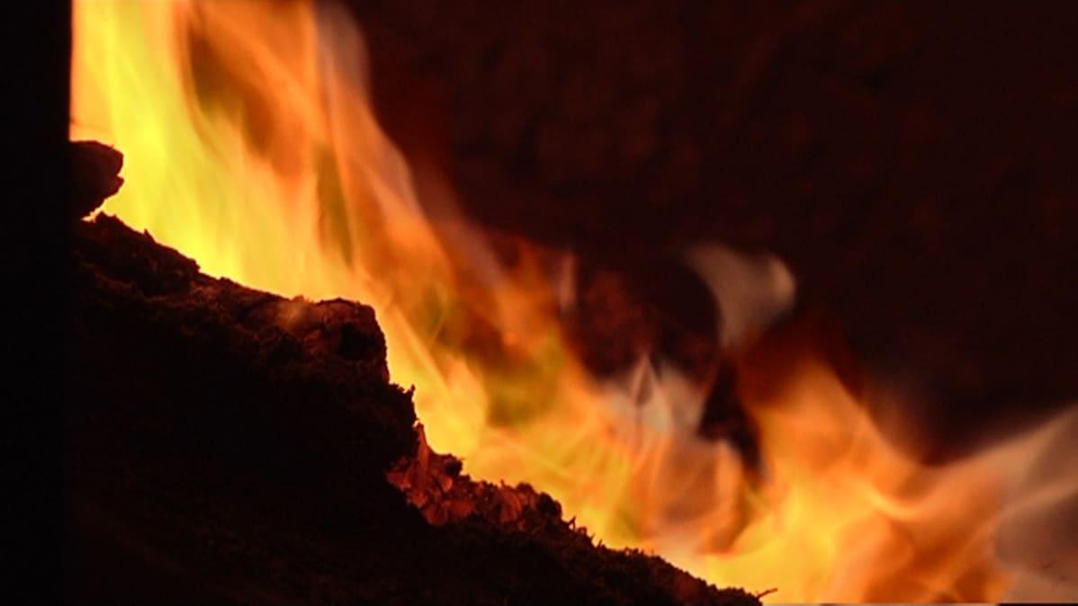 Hake palaa Lievestuoreen varikon lämpökeskuksessa